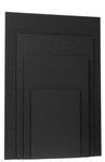 "342713, Fome-Cor, Black, 15""x20"", 3/16"" Thickness"