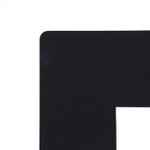 "343404, Decorative Matboard, Raven Black, 20""x32"""