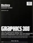 """341178, Graphics 360, 9"""" x 12"""""""