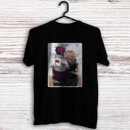 Sasuke Uchiha Sakura Haruno Naruto Shippuden Custom Men Woman T Shirt