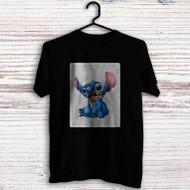 Stitch Disney Custom Men Woman T Shirt