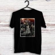 The Last of Us Custom Men Woman T Shirt