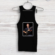 Bruce Springsteen Custom Men Woman Tank Top