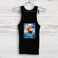 Disney Ariel The Little Mermaid and Prince Custom Men Woman Tank Top