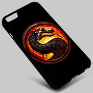 Mortal Kombat Dragon on your case iphone 4 4s 5 5s 5c 6 6plus 7 Samsung Galaxy s3 s4 s5 s6 s7 HTC Case