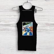 Mega Man Maverick Hunter X Custom Men Woman Tank Top