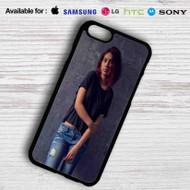 Alessia Cara Photo iPhone 4/4S 5 S/C/SE 6/6S Plus 7| Samsung Galaxy S4 S5 S6 S7 NOTE 3 4 5| LG G2 G3 G4 MINI| MOTOROLA MOTO X X2 NEXUS 6| SONY Z3 Z4 MINI| HTC ONE X M7 M8 M9 ONE M8 MINI CASE