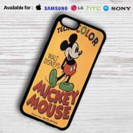 Disney Mickey Mouse Technicolor iPhone 5 Case