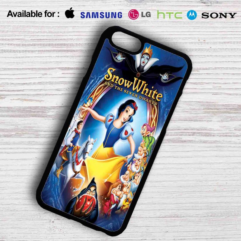 disney seven dwarfs 3 iphone case