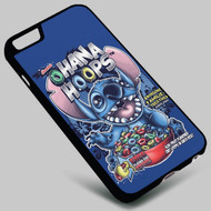 Ohana Stitch Disney Lilo and Stitch on your case iphone 4 4s 5 5s 5c 6 6plus 7 Samsung Galaxy s3 s4 s5 s6 s7 HTC Case