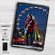 Dave Grohl Foo Fighters Concert iPad Samsung Galaxy Tab Case
