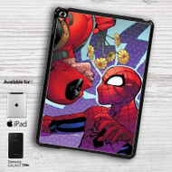 Deadpool Spiderman iPad Samsung Galaxy Tab Case