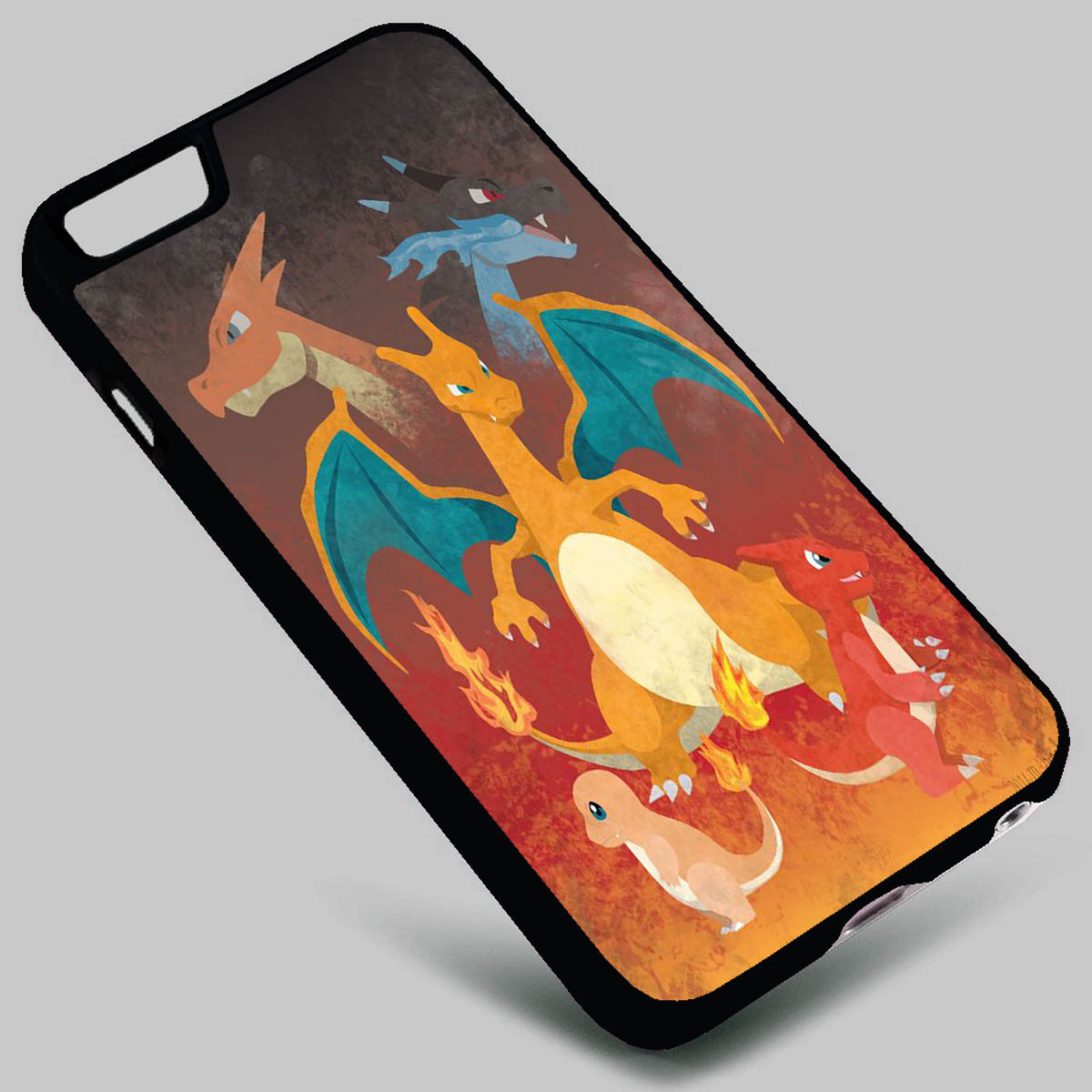 iPhone 5s 5 Case Pokemon Charmander