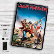 Iron Maiden Trooper iPad Samsung Galaxy Tab Case
