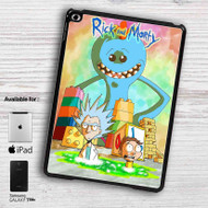 Rick and Morty Mr Meeseeks Monster iPad Samsung Galaxy Tab Case