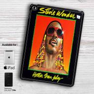 Stevie Wonder Hatter Than July iPad Samsung Galaxy Tab Case