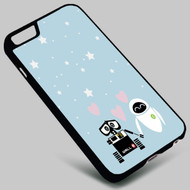Disney Wall E and Eve Iphone 6 Case