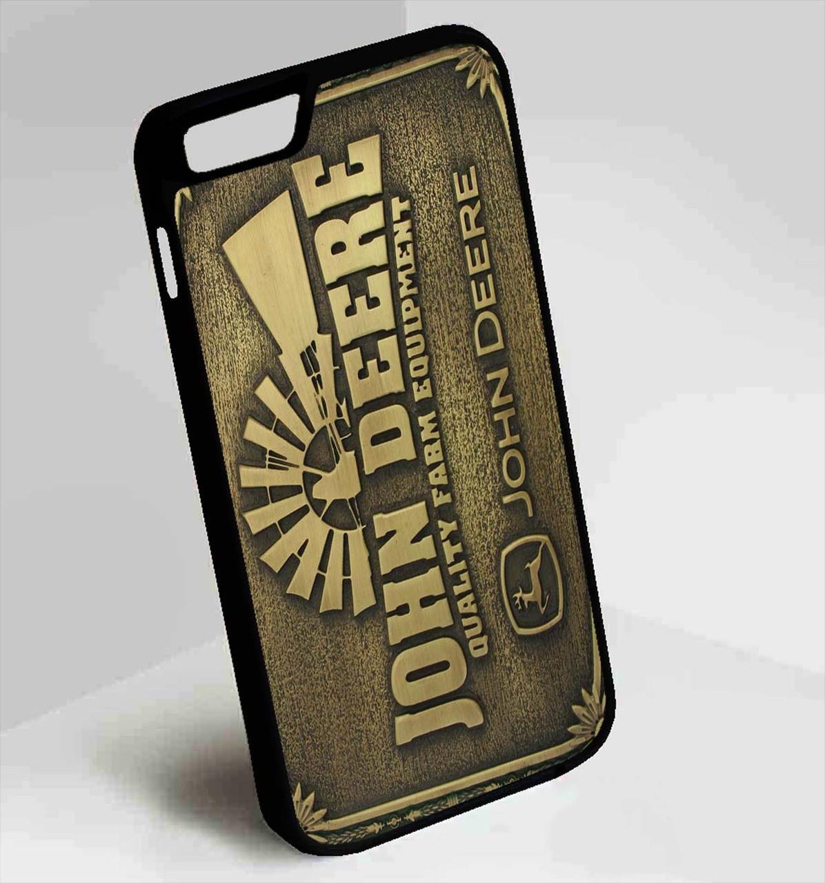 release date c24e6 df4f4 John Deere Iphone 7 Case