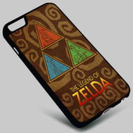 The Legend of Zelda Triforce on your case iphone 4 4s 5 5s 5c 6 6plus 7 Samsung Galaxy s3 s4 s5 s6 s7 HTC Case