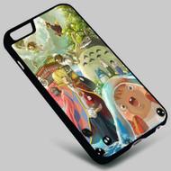 The Neighbor Totoro Studio Ghibli on your case iphone 4 4s 5 5s 5c 6 6plus 7 Samsung Galaxy s3 s4 s5 s6 s7 HTC Case