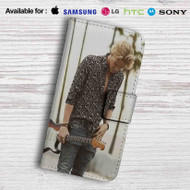 Cody simpson Flower Leather Wallet iPhone 6 Case