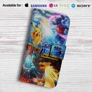 Pokken Tournament Leather Wallet iPhone 6 Case