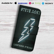 Steve Aoki Leather Wallet iPhone 6 Case