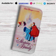 Disney Sleeping Beauty Classic Leather Wallet iPhone 7 Case