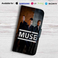 Muse Leather Wallet iPhone 7 Case