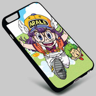 Arale Norimaki Dragon Ball on your case iphone 4 4s 5 5s 5c 6 6plus 7 Samsung Galaxy s3 s4 s5 s6 s7 HTC Case
