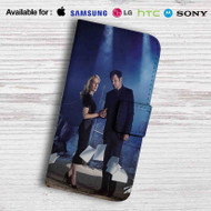 The X-Files Movie Leather Wallet Samsung Galaxy S6 Case