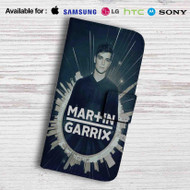 Martin Garrix Leather Wallet Samsung Galaxy S7 Case