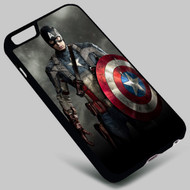 Captain America The Avengers Superhero on your case iphone 4 4s 5 5s 5c 6 6plus 7 Samsung Galaxy s3 s4 s5 s6 s7 HTC Case