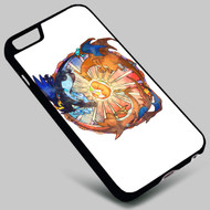 Charmender and Charizard Evolutions Pokemon on your case iphone 4 4s 5 5s 5c 6 6plus 7 Samsung Galaxy s3 s4 s5 s6 s7 HTC Case