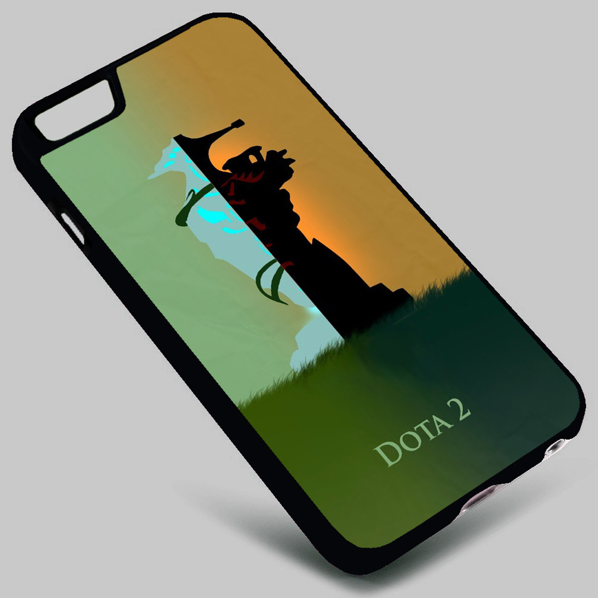 Dota 2 Games (1) on your case iphone 4 4s 5 5s 5c 6 6plus 7 Samsung Galaxy  s3 s4 s5 s6 s7 HTC Case
