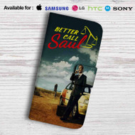 Better Call Saul Leather Wallet Samsung Galaxy Note 6 Case