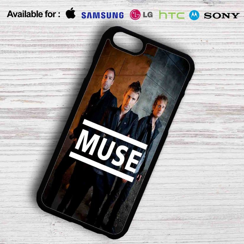 Personalized case samsung and etc muse logo case iphone