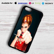 Hayley Williams from Paramore Band iPhone 7 Case