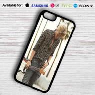Cody simpson Flower Samsung Galaxy S6 Case