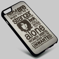 Jim Morisson Quotes The Doors on your case iphone 4 4s 5 5s 5c 6 6plus 7 Samsung Galaxy s3 s4 s5 s6 s7 HTC Case
