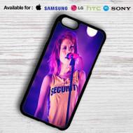 Hayley Williams Samsung Galaxy S6 Case