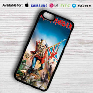 Iron Maiden Trooper Samsung Galaxy S6 Case