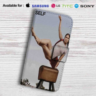 Ronda Rousey Leather Wallet LG G2 Case