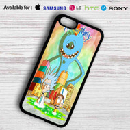 Rick and Morty Mr Meeseeks Monster Samsung Galaxy S6 Case