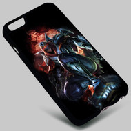 League of Legends Zed on your case iphone 4 4s 5 5s 5c 6 6plus 7 Samsung Galaxy s3 s4 s5 s6 s7 HTC Case