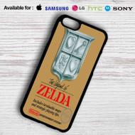 The Legend of Zelda Nintendo NES Game Samsung Galaxy S6 Case