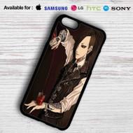 Tokyo Ghoul Uta Drink Samsung Galaxy S6 Case