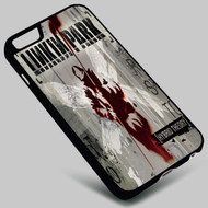 Linkin Park 1 on your case iphone 4 4s 5 5s 5c 6 6plus 7 Samsung Galaxy s3 s4 s5 s6 s7 HTC Case