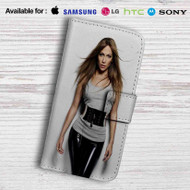 Jennifer Lopez Leather Wallet LG G3 Case