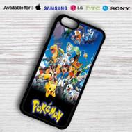 Pokemon Characters Samsung Galaxy S7 Case